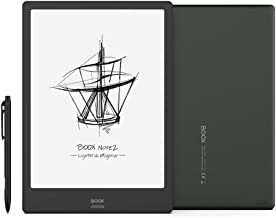 BOOX Note2 10.3 E-Reader E- Paper, Android 9.0,Front Light, Fingerprint Recognition, 5GHz WiFi, OTG Capacity