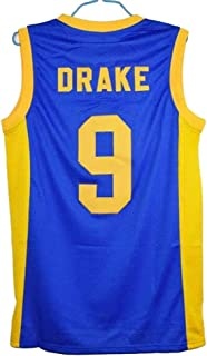 Custom Drake Jimmy Brooks #9 Degrassi Community School Basketball Jersey