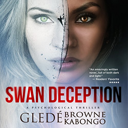 Swan Deception audiobook cover art