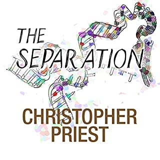 The Separation audiobook cover art