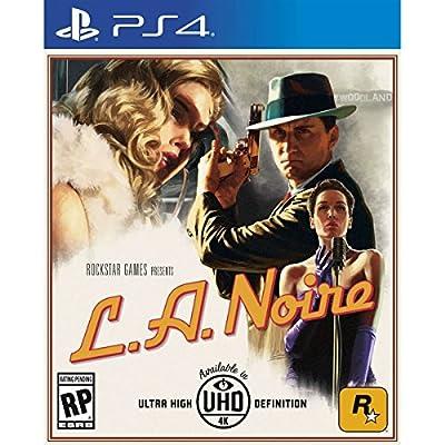 LA Noire PS4 (PS4)