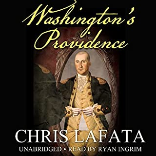 Washington's Providence audiobook cover art