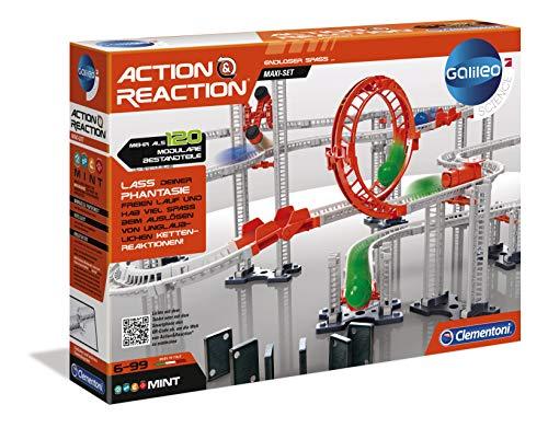 Clementoni - Ciencia y Juego Action & Reaction Crazy Dom