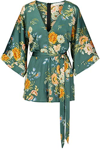 Bishop & Young Kimono Sleeve Romper