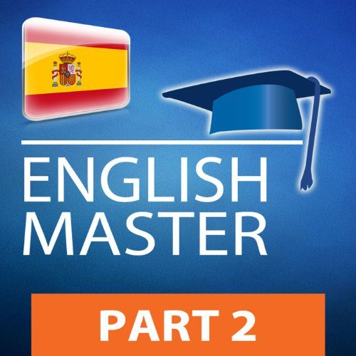 Inglés master, Parte 2: Series para leer y escuchar [English Master, Part 2: Series to Read and Listen] audiobook cover art