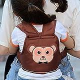 Arnés infantil para moto, ajustable, para niños, para moto, cinturón de seguridad, cinturón de protección, mochila, arnés (mono)