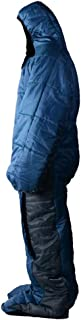 Prettyia Lightweight Portable Adult Wearable Sleeping Bag for Traveling Camping Hiking Outdoor Activities