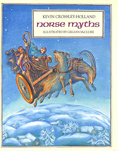 Norse Myths 0750012579 Book Cover