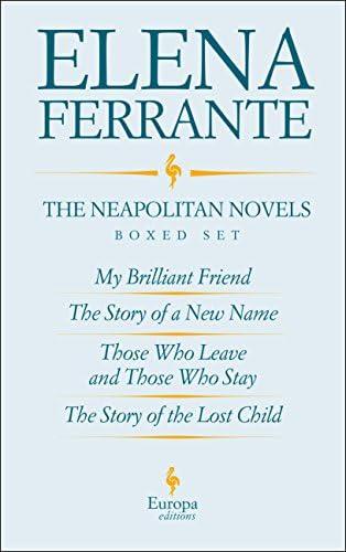 The Neapolitan Novels Boxed Set product image