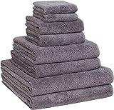 Best Xl Bath Towels - Luxury Extra Large 8-Piece Turkish Towel Set Review