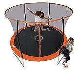 Sportspower 404 Trampolin mit faltbarem Gehäuse, 3 m