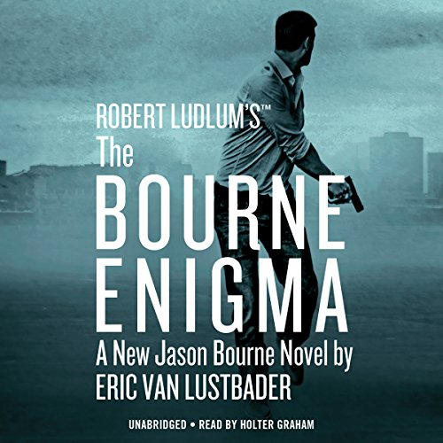Robert Ludlum's (TM) The Bourne Enigma audiobook cover art