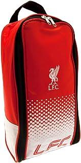 Liverpool FC Official Crest Design Fade Shoe Bag