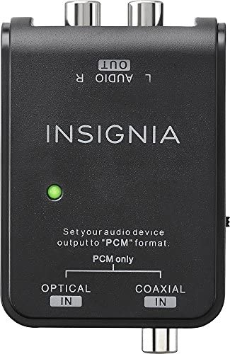 Top 10 Best insignia amplifier