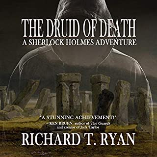 The Druid of Death audiobook cover art