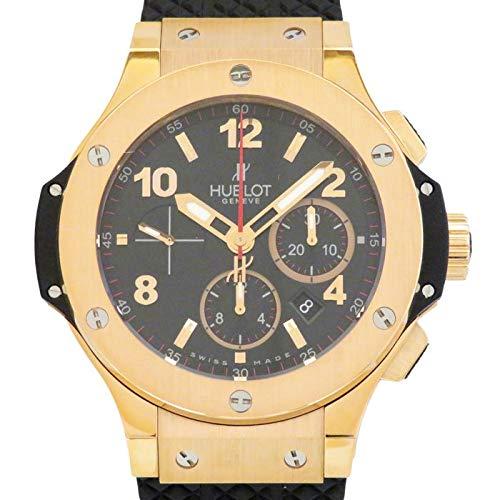 ウブロ HUBLOT ビッグバン ゴールド 301.PX.130.RX ブラック文字盤 新品 腕時計 メンズ (W144594) [並行輸入品]