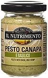 Probios - Il Nutrimento Pesto Canapa e Basilico - 130 gr...