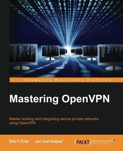 Mastering OpenVPN by Eric F Crist (2015-10-02)