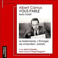 Albert Camus vous parle livre audio