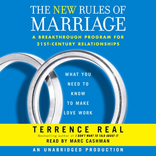 The New Rules of Marriage Titelbild