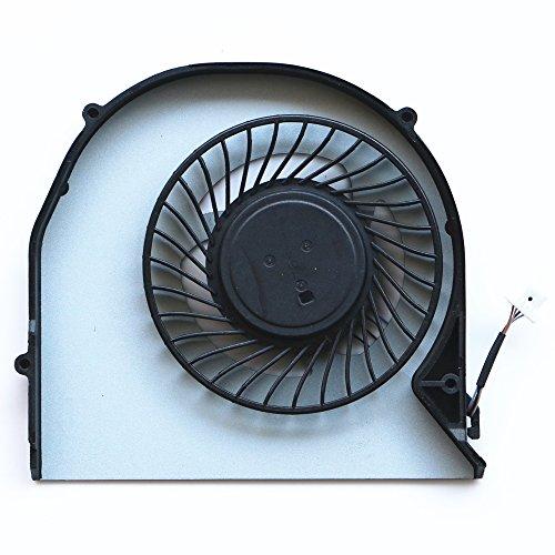 DENGHUXIE Ventilador para Acer Aspire E1-422 E1-430 E1-470 E1-470G E1-522 MS2372 / Packard Bell ENTE69KB MS2384