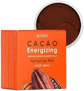 Petitfee, Hydrogel pleisters met verstevigend effect op basis van cacao, 60 stuks