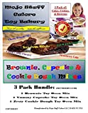 Mojo Stuff Galore Easy Bake Oven Mixes Brownies Cupcake Cake Refill