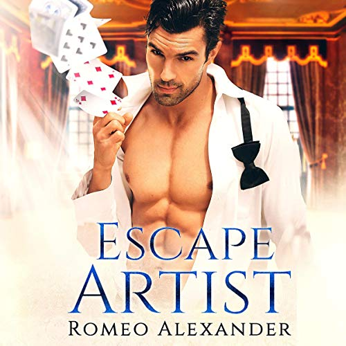Escape Artist audiobook cover art