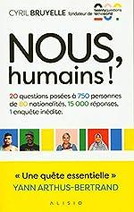 Nous, humains ! de Cyril Bruyelle