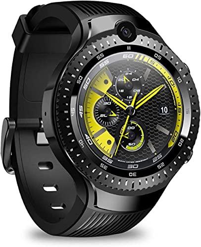 Smart Watch 4G 1 GB di RAM 16 GB ROM 1 4 IPS Orologio Intelligente Grande Schermo con Doppia Fotocamera 530 Mah Batteria IP67 Impermeabile Fitness Tracker per Donne E Uomini