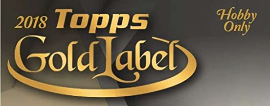 2018 topps gold label
