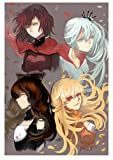 Koshizu Anime Wall Calendar 2020 (12 Pages 8'x11') RWBY Manga 3