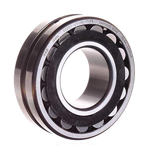 22207-E1-XL-TVPB FAG Pendelrollenlager Spherical Bearing 35x72x23mm