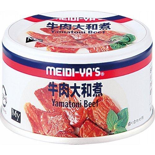 明治屋 MY 牛肉大和煮 EO缶90g