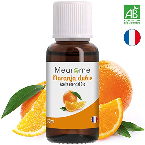 Aceite Esencial De Naranja Dulce Bio 30ml Aceite Perfumado Quimitipado