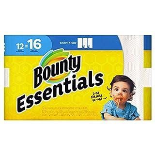 Bounty Paper Towels, 12 Pack (B019DM86LA) | Amazon price tracker / tracking, Amazon price history charts, Amazon price watches, Amazon price drop alerts