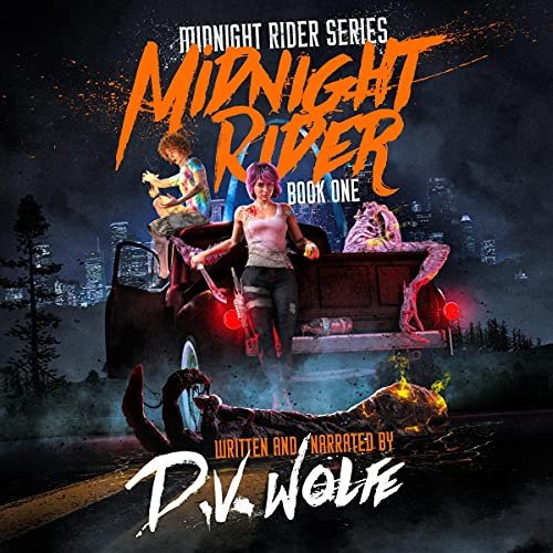 Midnight Rider: Midnight Rider Series, Book 1