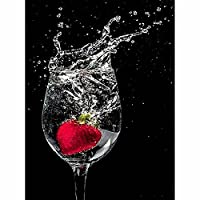 大人のための木製ジグソーパズル赤ワイングラス 創造的な贈り物、家の装飾のための教育的なアートワークゲームパズル(1000個/75.5x50.5cm)