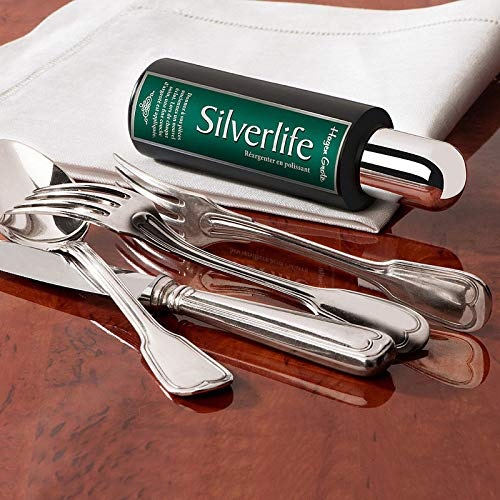 Hagen Grote Silverlife, 100 ml, für jedes Silber, Neuversilberung bei jeder Anwendung, einfache Handhabung, geruchlos und völlig unbedenklich