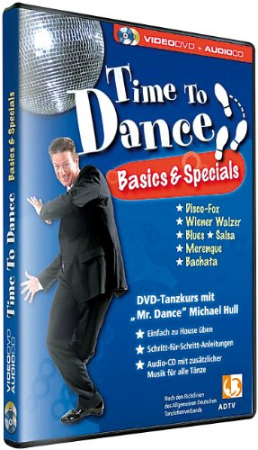 Time to Dance Basics & Specials (Tanzweltmeist. Michael & Patsy Hull)