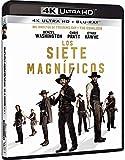 Los Siete Magníficos (4K Uhd) [Blu-ray]