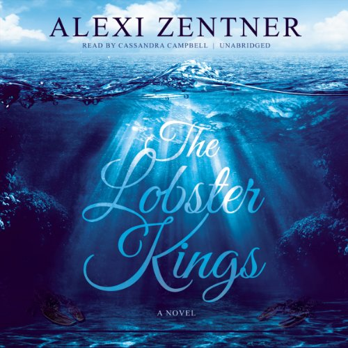 The Lobster Kings audiobook cover art