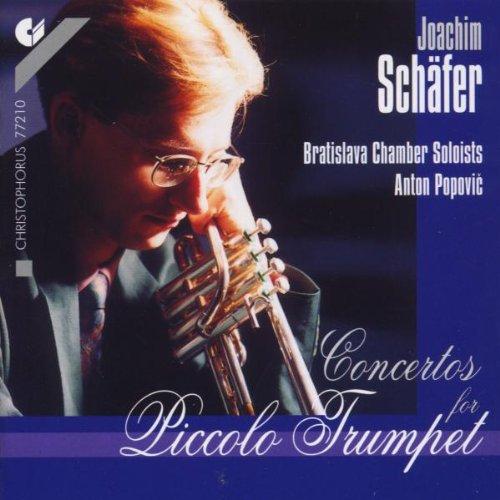 Konzerte für Piccolo-Trompete