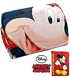 Colcha edredón de matrimonio de Mickey Mouse para cama de 2plazas, 240x...