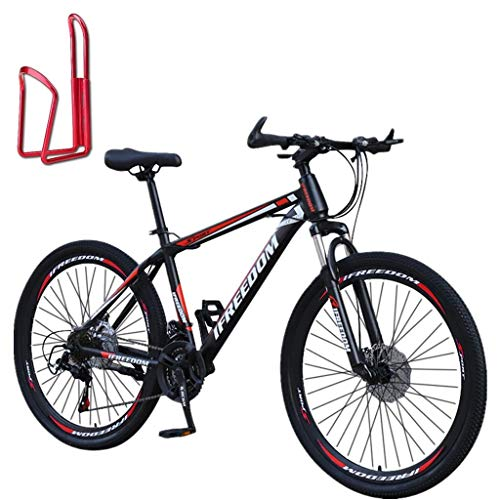 HEATLE 26 Inch 21-Speed Mountain Bike Bicycle Adult Student Outdoors Sport...