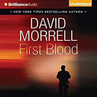 First Blood                   Auteur(s):                                                                                                                                 David Morrell                               Narrateur(s):                                                                                                                                 Eric G. Dove                      Durée: 8 h et 26 min     4 évaluations     Au global 5,0