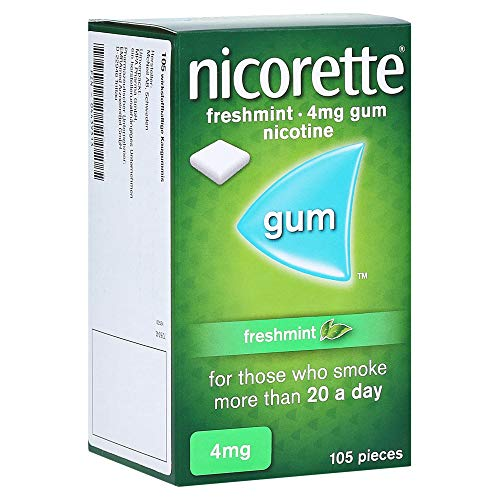EMRA-MED Arzneimittel GmbH -  NICORETTE 4 mg