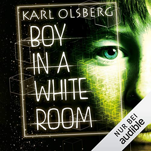 Boy in a White Room Titelbild