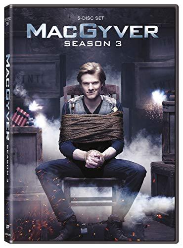 Macgyver: Season 3 (5 Dvd) [Edizione: Stati Uniti]