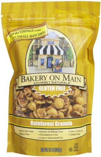 Bakery on Main Gluten Free Granola - Rainforest Banana Nut - 12 oz